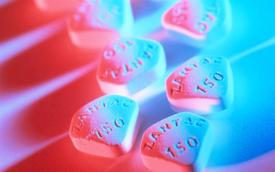 GlaxoSmithKline is recalling all unexpired stock of Zantac (ranitidine) prescription medicines.   JAMES KING-HOLMES/SCIENCE PHOTO LIBRARY
