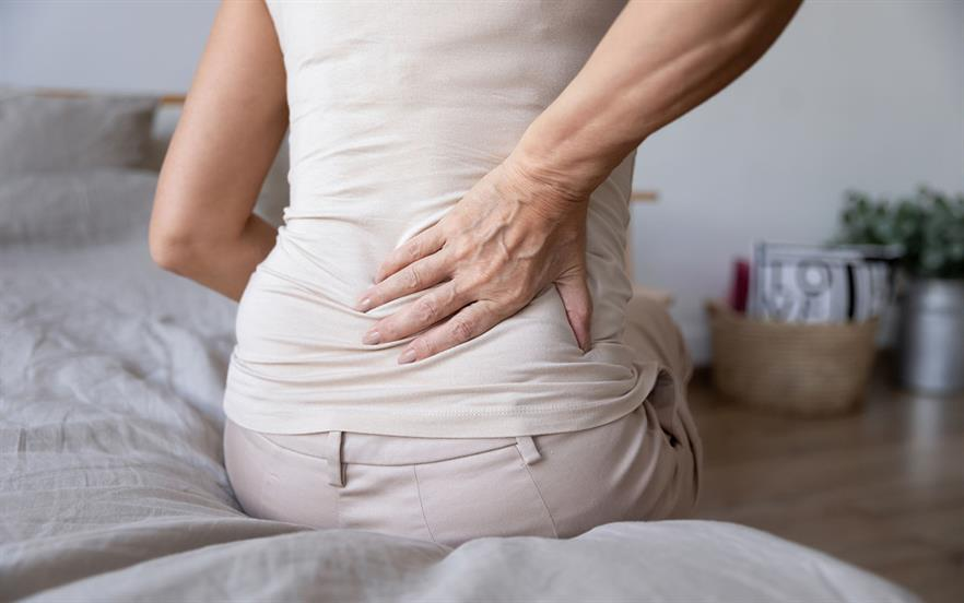 NICE has updated its recommendations on the pharmacological management of sciatica. | GETTY IMAGES