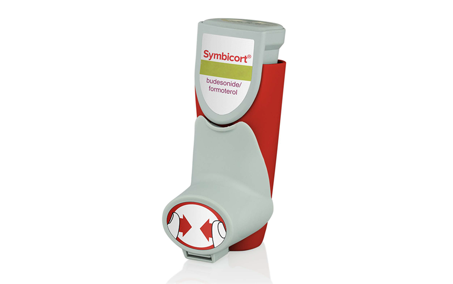 Symbicort metered-dose inhaler (budesonide/formoterol) is now available in a 100/3 presentation. | AstraZeneca