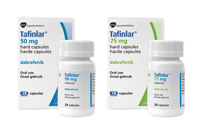 Tafinlar (dabrafenib) is not recommended in patients with wild-type BRAF melanoma.