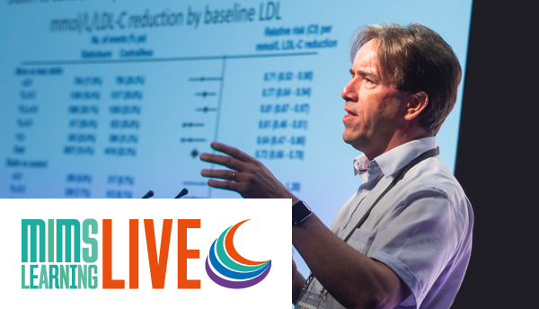MIMS Learning Live is a popular event series providing high-quality education for GPs.