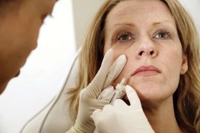 The Keogh review aims to make dermal fillers prescription only (Photograph: Michael Donne/SPL)