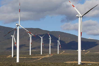 Canela II is part of Chile's 170MW currently in operation