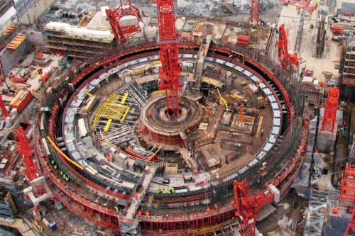 Construction of the Oikiluoto 3 reactor has suffered delays