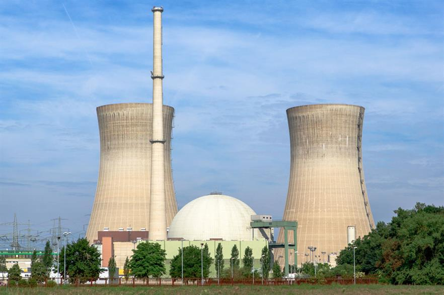 Fission fiction… Like wind, nuclear also requires reserve power generation (pic:AVDA)