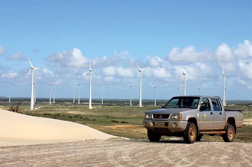 Brazil continues to attract investment despite an economic slowdown (pic: Iberdrola)