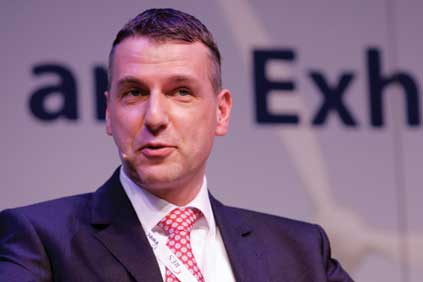 Looking abroad: Repower CEO Andreas Nauen