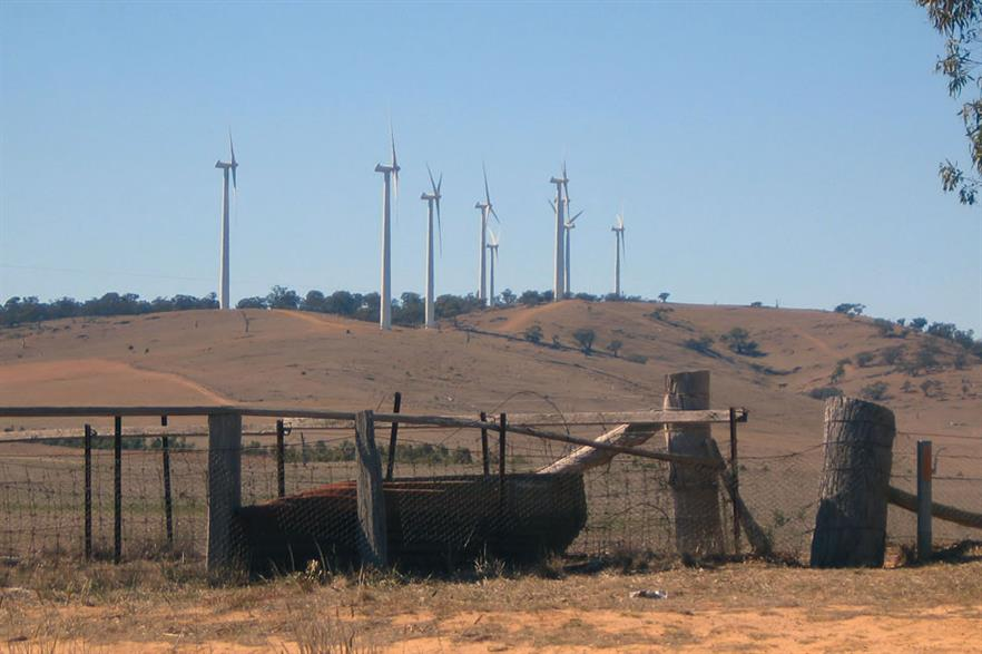 Stable market… The cost of wind in Australia is predicted to remain around EUR 55/MWh until 2020 (pic:RolandG)