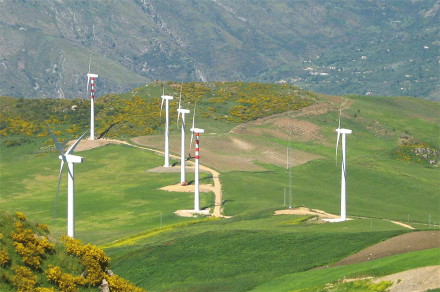 Italy saw installations fall this year (pic: Enel Green Power)