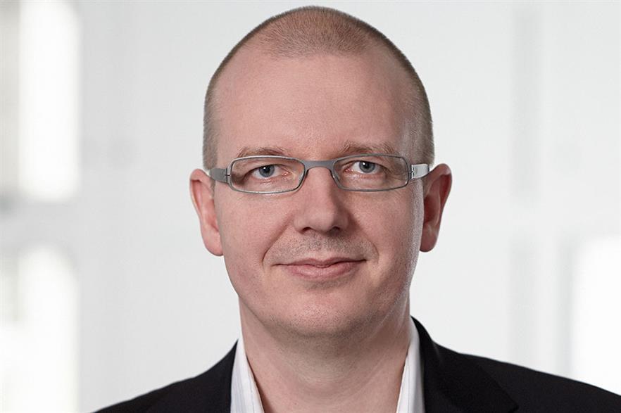 Romo Wind co-CEO Jan Nikolaisen