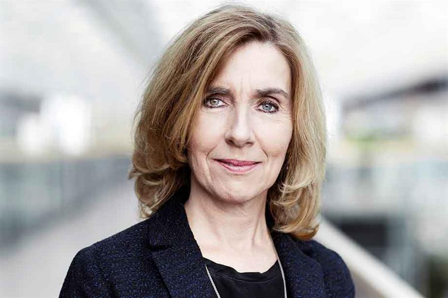 Dong CFO Marianne Wiinholt: Lower Q1 earnings down to timing of divestment