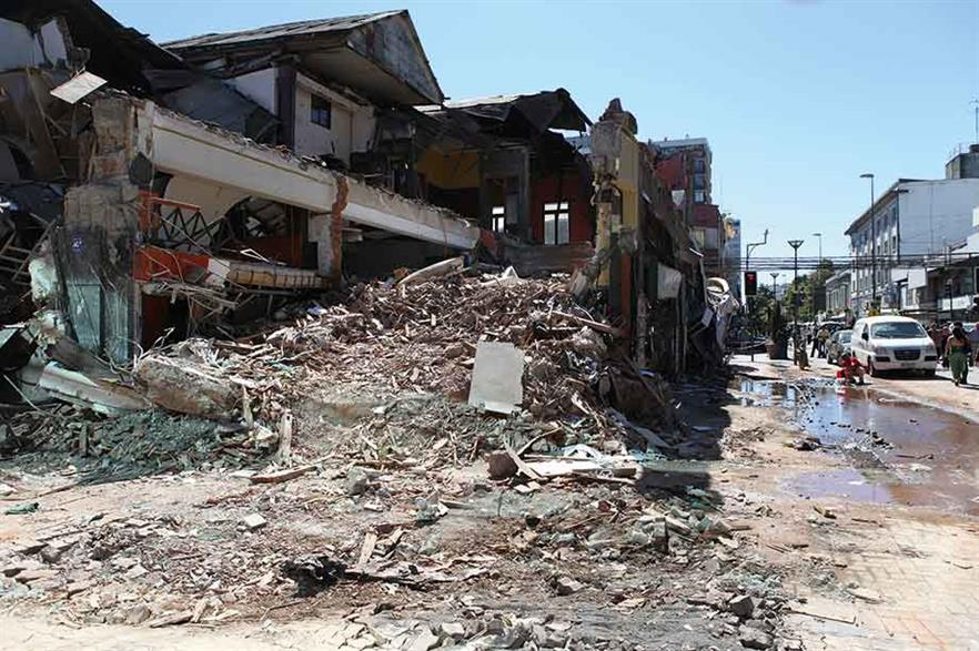 The new building standards for industrial plants were proposed following recent earthquakes in Chile (Walter Mooney/US Geological Survey)