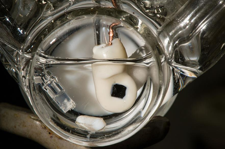 The principles of splitting water to create hydrogen are well known, but the focus now is on green energy and affordability (pic: Dennis Schroeder/NREL)
