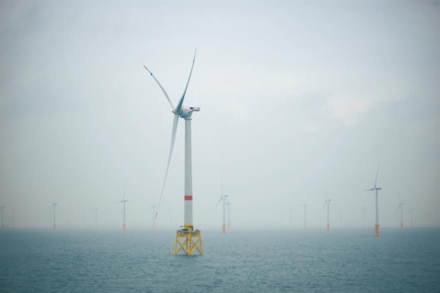 Alstom's 6MW turbine has been installed off Belgium