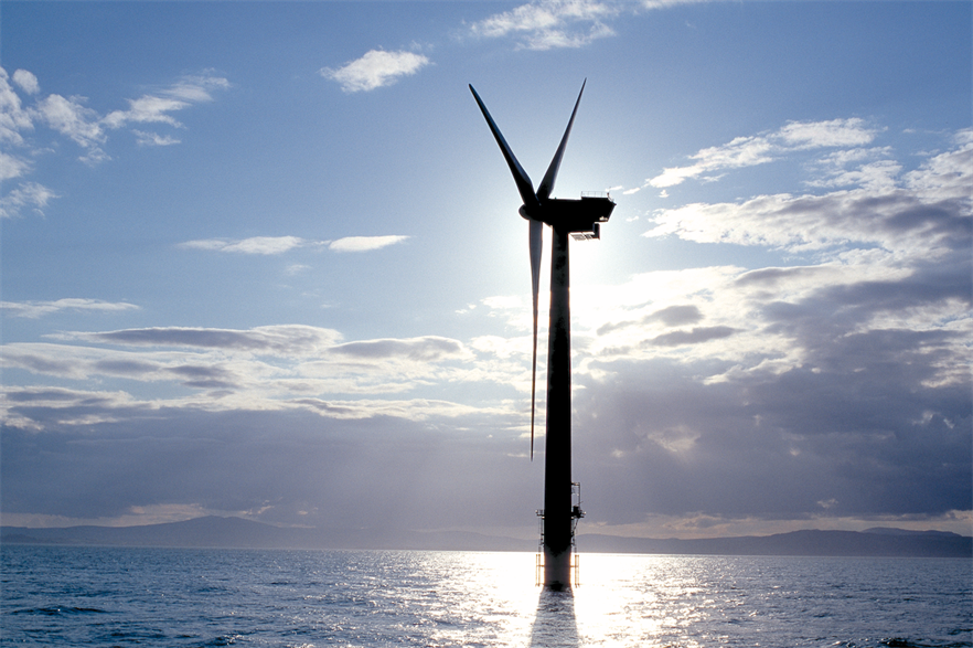 The 25MW Arklow Bank project is currently the only operating offshore site in Ireland