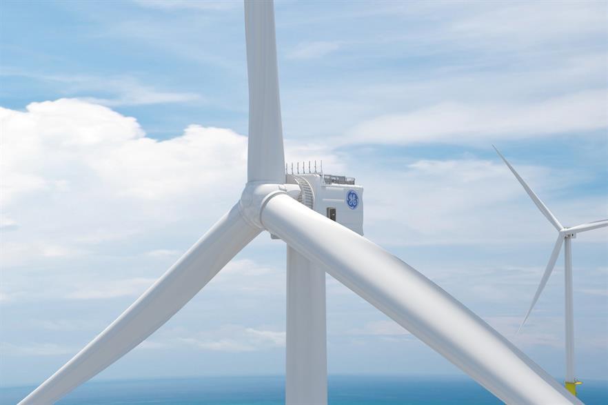 GE Renewable Energy aims to produce a prototype 12MW turbine in 2019