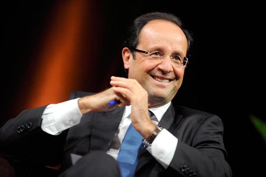 French president François Hollande (Picture credit: Jean-Marc Ayrault)