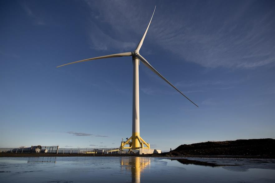 The technologies being developed will be retrofitted to ORE Catapult's Levenmouth demonstration turbine in the east of Scotland