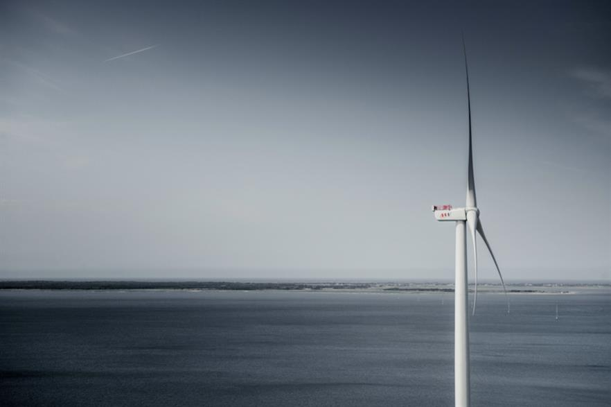 Northwester 2 is among a handful of sites at which MHI Vestas' V164-9.5 (above) is due to be installed