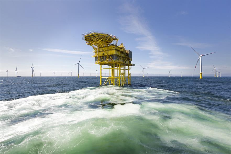Wpd's 288MW Butendiek has been officially commissioned
