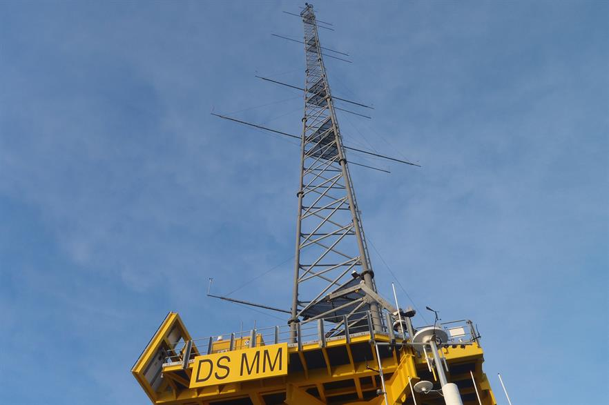 RES Offshore will carry out O&M services on the met mast for five years