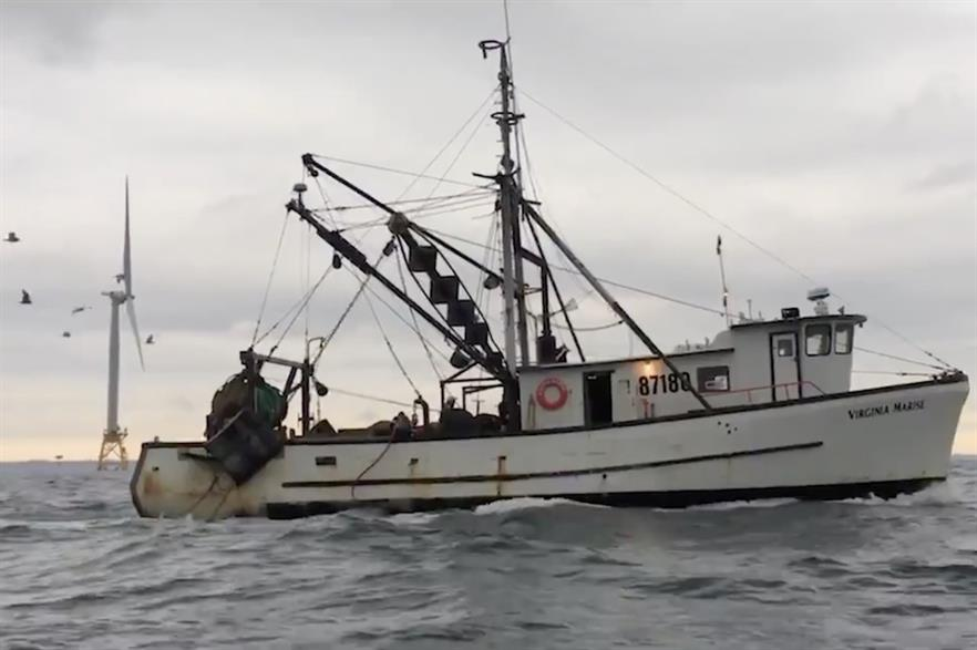 Roda is a coalition of fishing industry associations and fishing companies on the US east coast (pic: Ørsted)