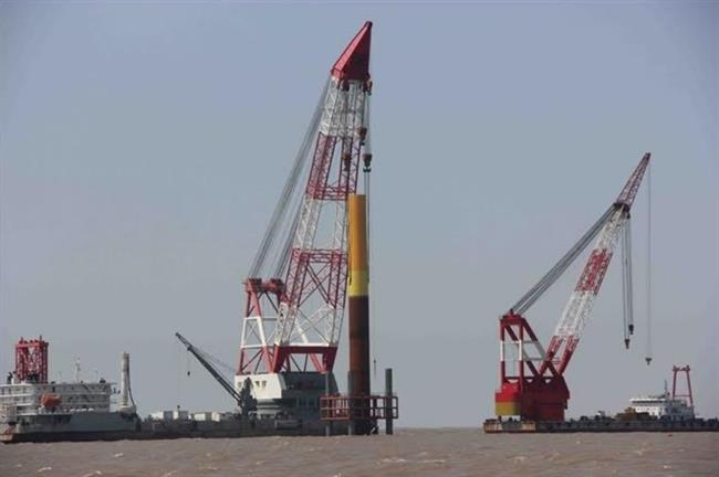 China General Nuclear Power Corporation (CGN) started building an offshore project at Rudong in June