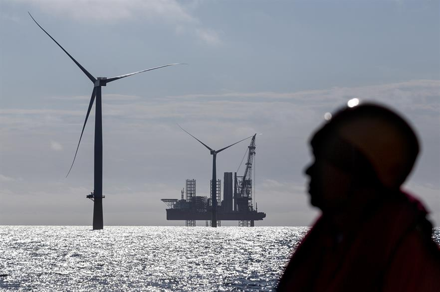 Vattenfall's DanTysk is fully connected to the German grid