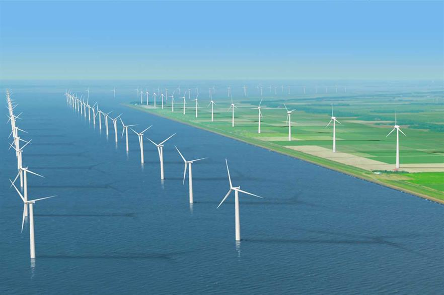 The Noordoostpolder project is due to be completed in 2016
