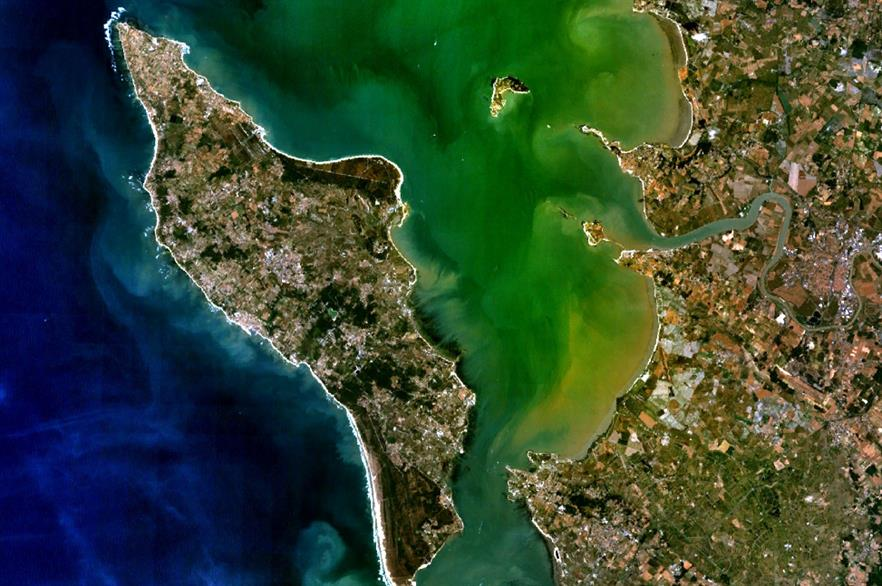 Wpd is planning an offshore project 15 kilometres off the Ile d'Oleron