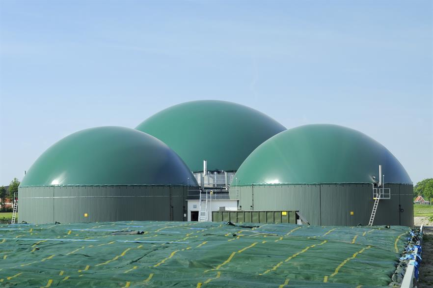 A MT-Energie AD facility in Germany. Photo: MT-Energie
