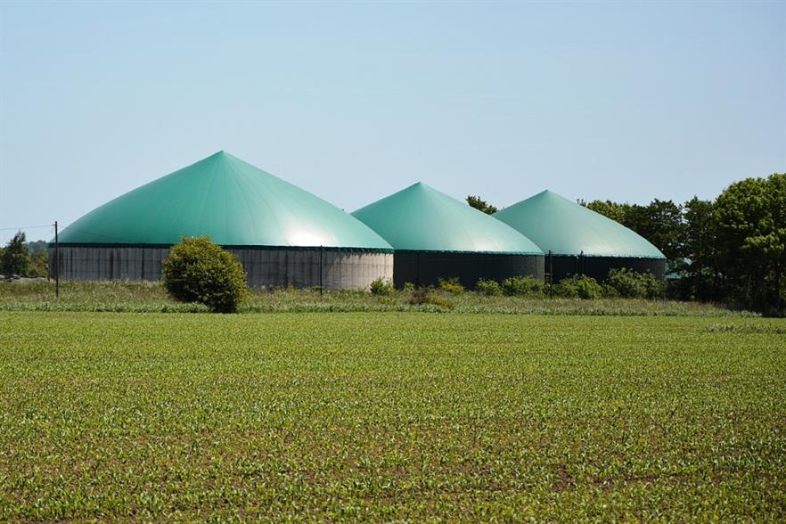 The subsidy reform may not be enough to keep all German biogas plants operational. Photograph: Spielvogel/Wikimedia Commons
