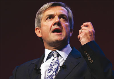 Chris Huhne, courtesy of Alex Folkes, Fishnik photography