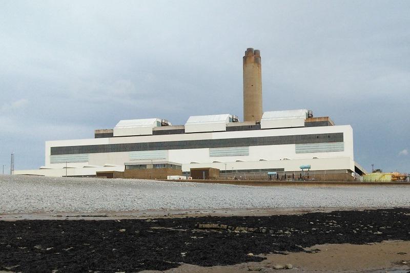 Aberthaw power station. Photograph: Dm4244/Wikimedia Commons