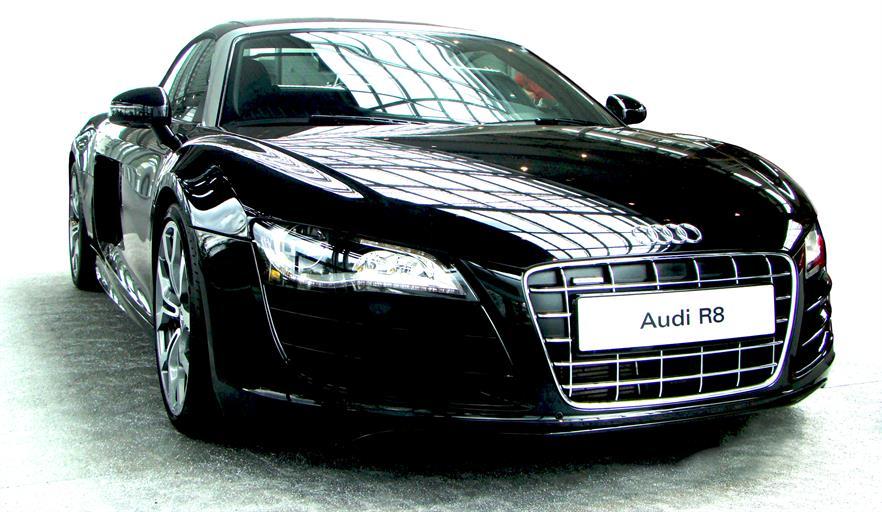 An Audi car copyright wikipedia.org