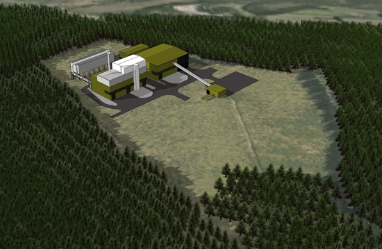 Standardkessel Baumgarte recently won the contract for the €92m Speyside biomass project