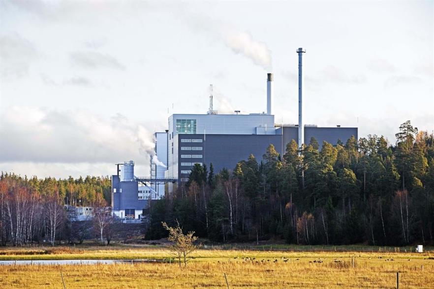 Sweco helped design Fortum's Brista2 EfW plant near Stockholm