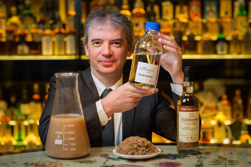 Professor Martin Tangney, founder and president Celtic Renewables