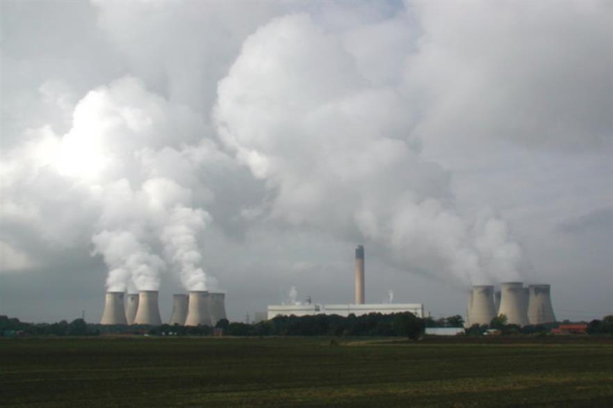Drax Power Station. Credit: CC BY-SA 2.0 Paul Glazzard