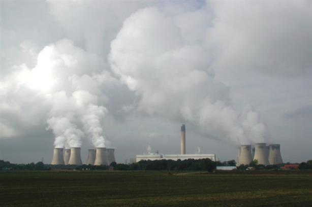 The Drax power station