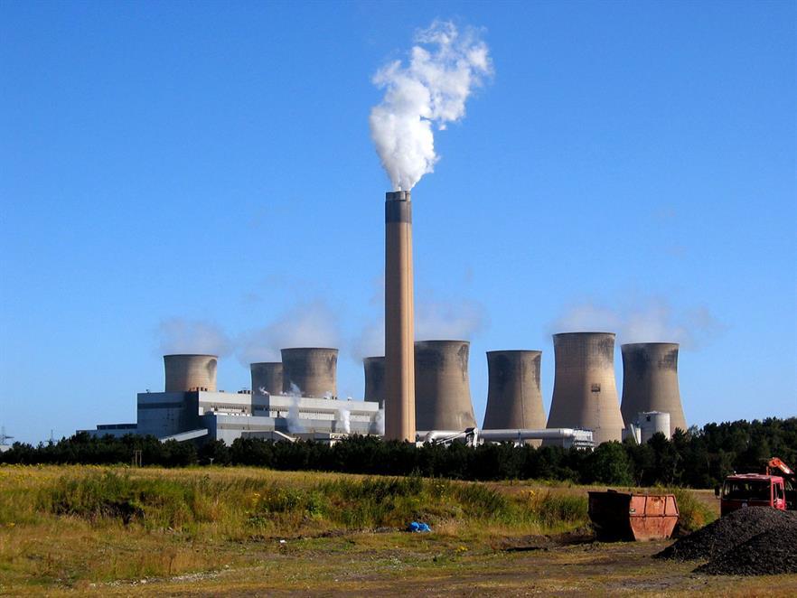 The Eggborough Power Station Photo wikimedia.org