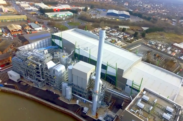The Hull-based plant, image copyright Spencer Group