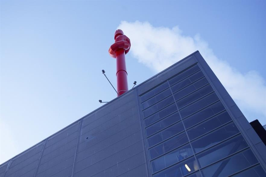 Less waste is being sent to Swedish EfW plants. Credit: CC-BY-SA 3.0 Landskrona Energi