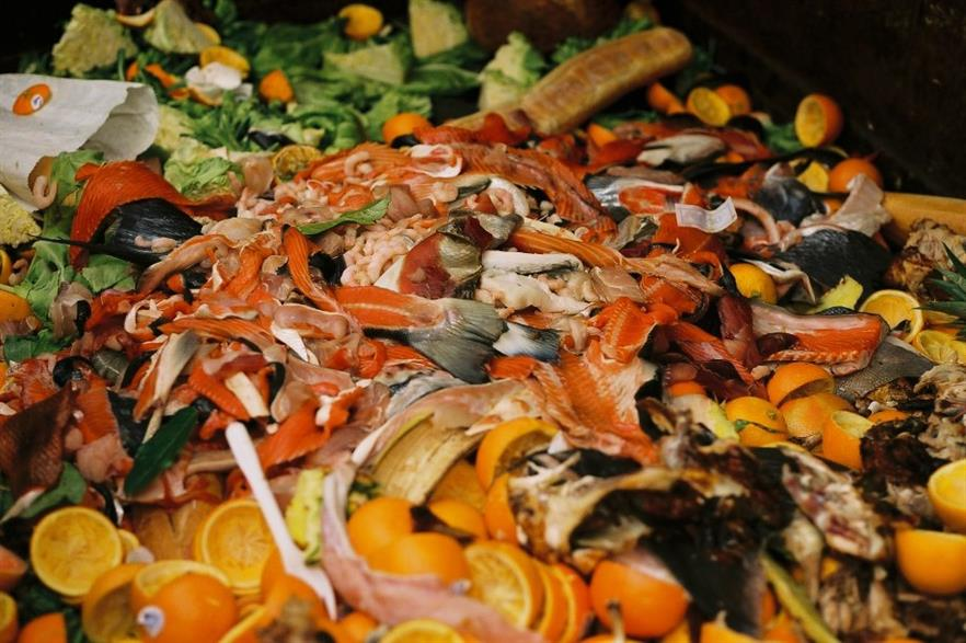 Much more of the UK's food waste could be treated through anaerobic digestion. Credit: CC-BY 2.0 Taz