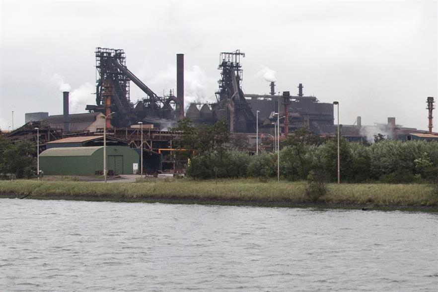 ArcelorMittal's Ghent steelworks. Credit: CC BY-SA 3.0 Paul Hermans