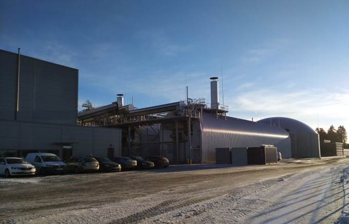 Another HZI biogas plant