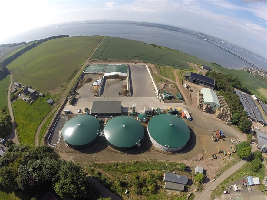 Another biogas plant owned by JLEN
