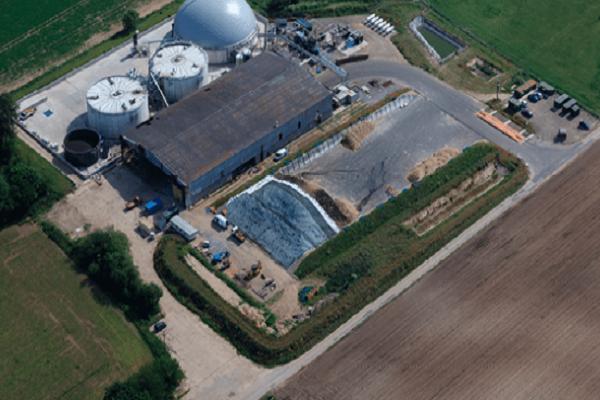 The JLEN owned Warren Power biogas plant