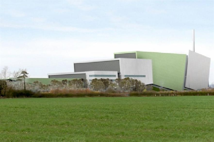How Urbaser Balfour Beatty's Javelin Park facility will look