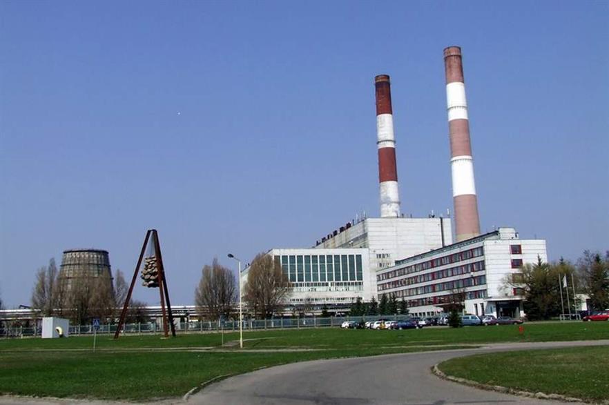 Kaunas' gas-fired CHP plant. Credit: CC-BY-SA 3.0 Hugo.arg